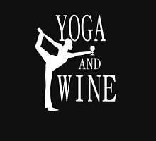 YOGA and WINE  T-Shirt
