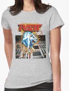 RATT 2 Womens Fitted T-Shirt