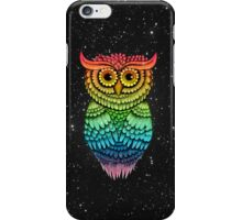 'Owlbert Night Sky' iPhone Case/Skin