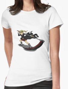 Soul Eater - Maka Albarn Womens Fitted T-Shirt