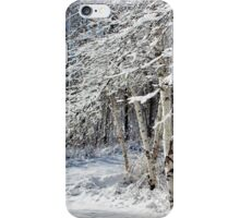 Heavy-laden iPhone Case/Skin