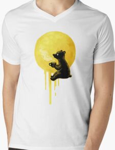Honeymoon Mens V-Neck T-Shirt