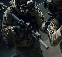 Special forces by ExclusiveSmeg