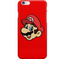 MARIO! iPhone Case/Skin