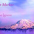 Lavender Sky Place Maker  by Tori Snow