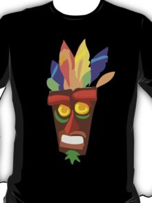 Aku Aku - Crash Bandicoot. T-Shirt