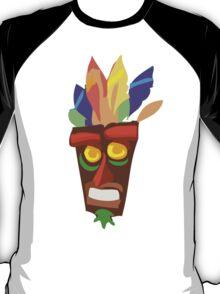 Aku Aku - Crash Bandicoot. T-Shirt