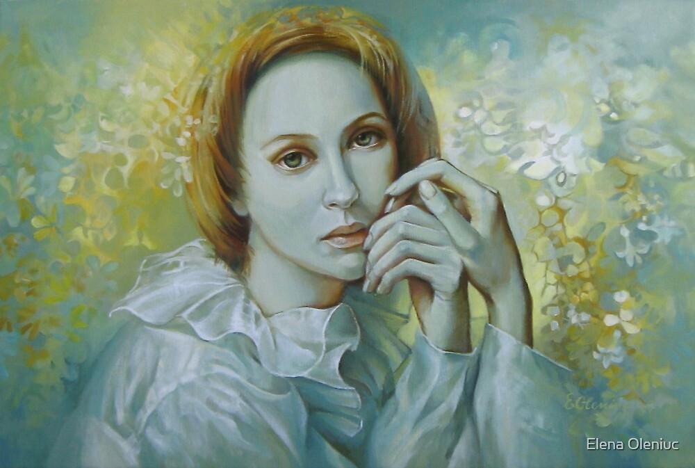 Silence by Elena Oleniuc