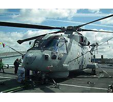 Royal Navy Merlin HM1 Photographic Print
