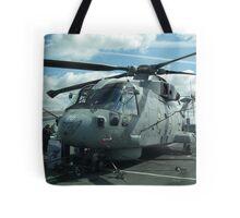 Royal Navy Merlin HM1 Tote Bag