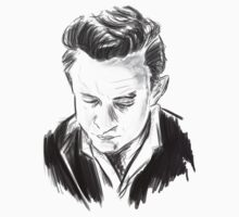 Johnny Cash by Pablo Díaz