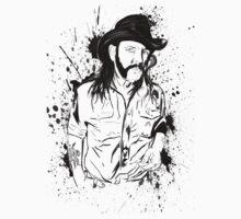 Lemmy by Pablo Díaz