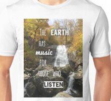 Sounds of nature Unisex T-Shirt