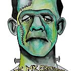 Frankenstein by SerendipityArt