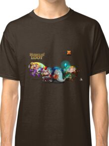 Heroes of Loot Classic T-Shirt
