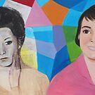 2 ages of Mum by Sonia de Macedo-Stewart