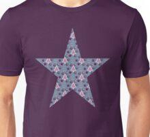 Joy, Peace, Love! blue tiny Unisex T-Shirt