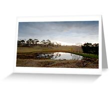 Orange New South Wales Greeting Card