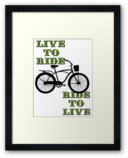 Live to ride, ride to live by sledgehammer