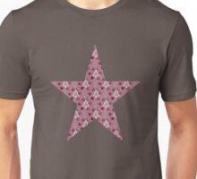 Joy, Peace, Love! pink tiny Unisex T-Shirt