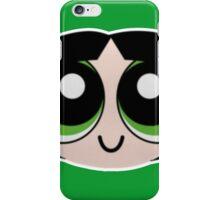 Powerpuff Girls Buttercup Squ'ed iPhone Case/Skin