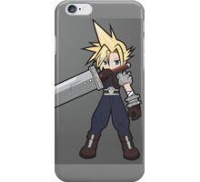 Final Fantasy 7 Cloud iPhone Case/Skin