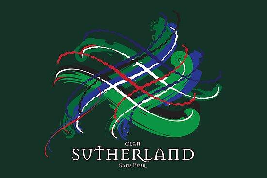 Sutherland Tartan Twist by eyemac24