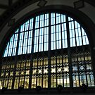 Chattanooga Choo Choo Train Station Window by debidabble