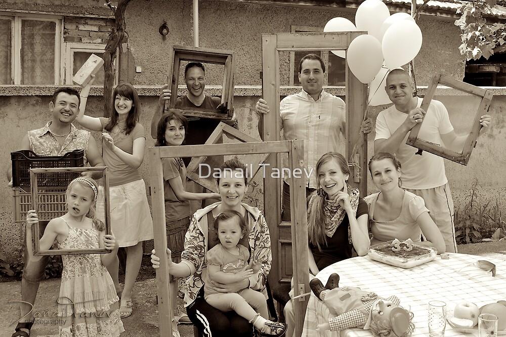 Birthday gone wild by Danail Tanev