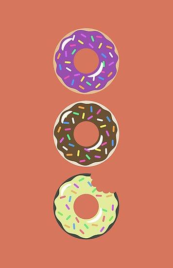Heaven ( Better Known as Multiple Donuts ) by Zeke Tucker