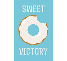Sweet Victory Photographic Print