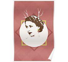 Elizabeth II : The Bold Poster