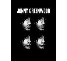 Jonny Greenwood Photographic Print