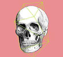 Geometric Skull by Zeke Tucker