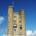 Broadway Tower by Loree McComb
