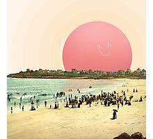 Proud Summer Sun Photographic Print