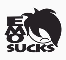 Emo Sucks by Style-O-Mat