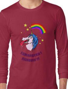 ERMAHGERD RAINBOW! Long Sleeve T-Shirt