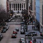 F Street DC by Mary Campbell