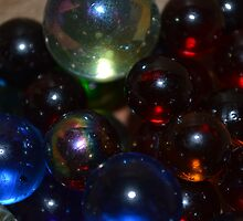 Illuminated Marbles by Ben Smith