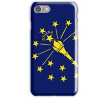 Smartphone Case - State Flag of Indiana - Abstract iPhone Case/Skin