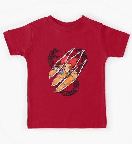 Lion-O Claw Kids Tee