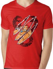 Lion-O Claw Mens V-Neck T-Shirt