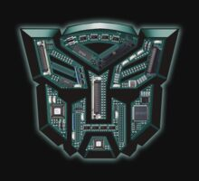 TRANSFORMERS: Motherboard Autobot T-Shirt