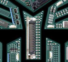 TRANSFORMERS: Motherboard Autobot Sticker