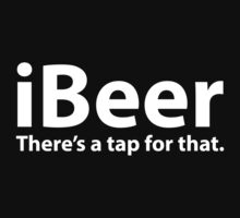 iBeer There's A Tap For That by BrightDesign