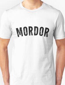 Mordor Shirt Unisex T-Shirt