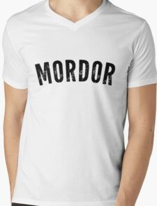 Mordor Shirt Mens V-Neck T-Shirt