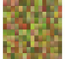 endless blocks Photographic Print