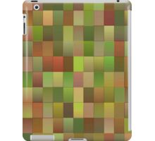 endless blocks iPad Case/Skin